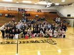 Senior Night~Girls Basketball