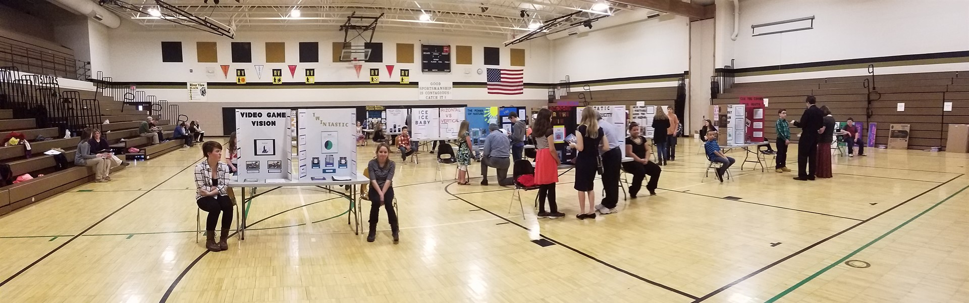 5-8th Grade Science Fair