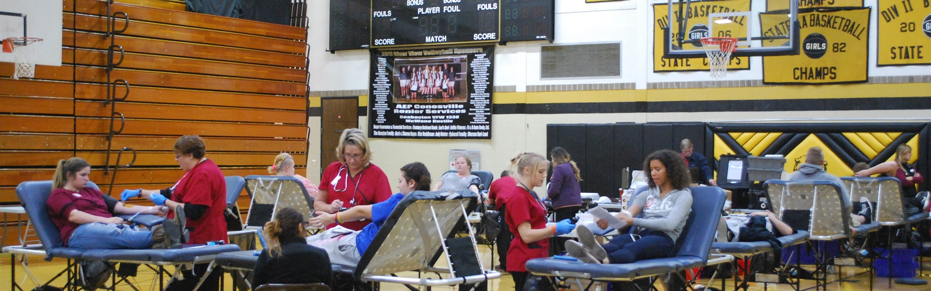 Blood Drive at RVHS