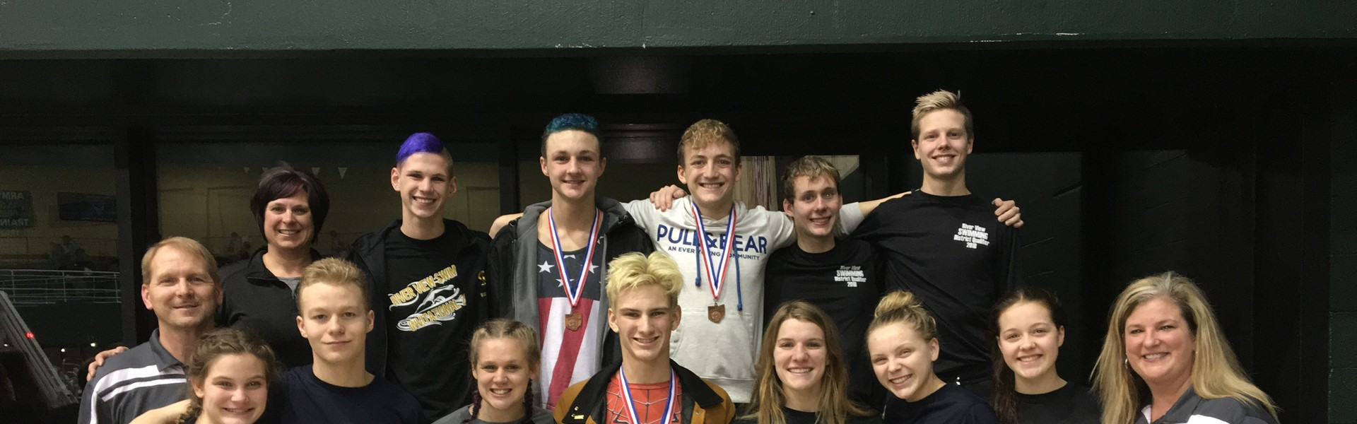 Congrats RV Swim team!