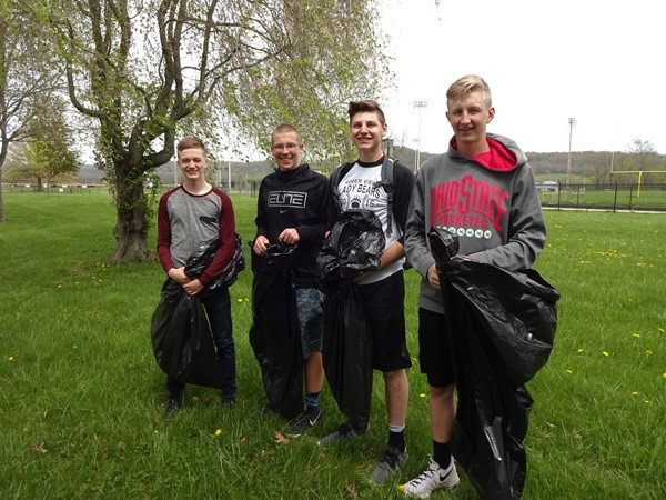 Clean Up River View!
