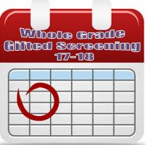 Whole Grade Gifted Screening